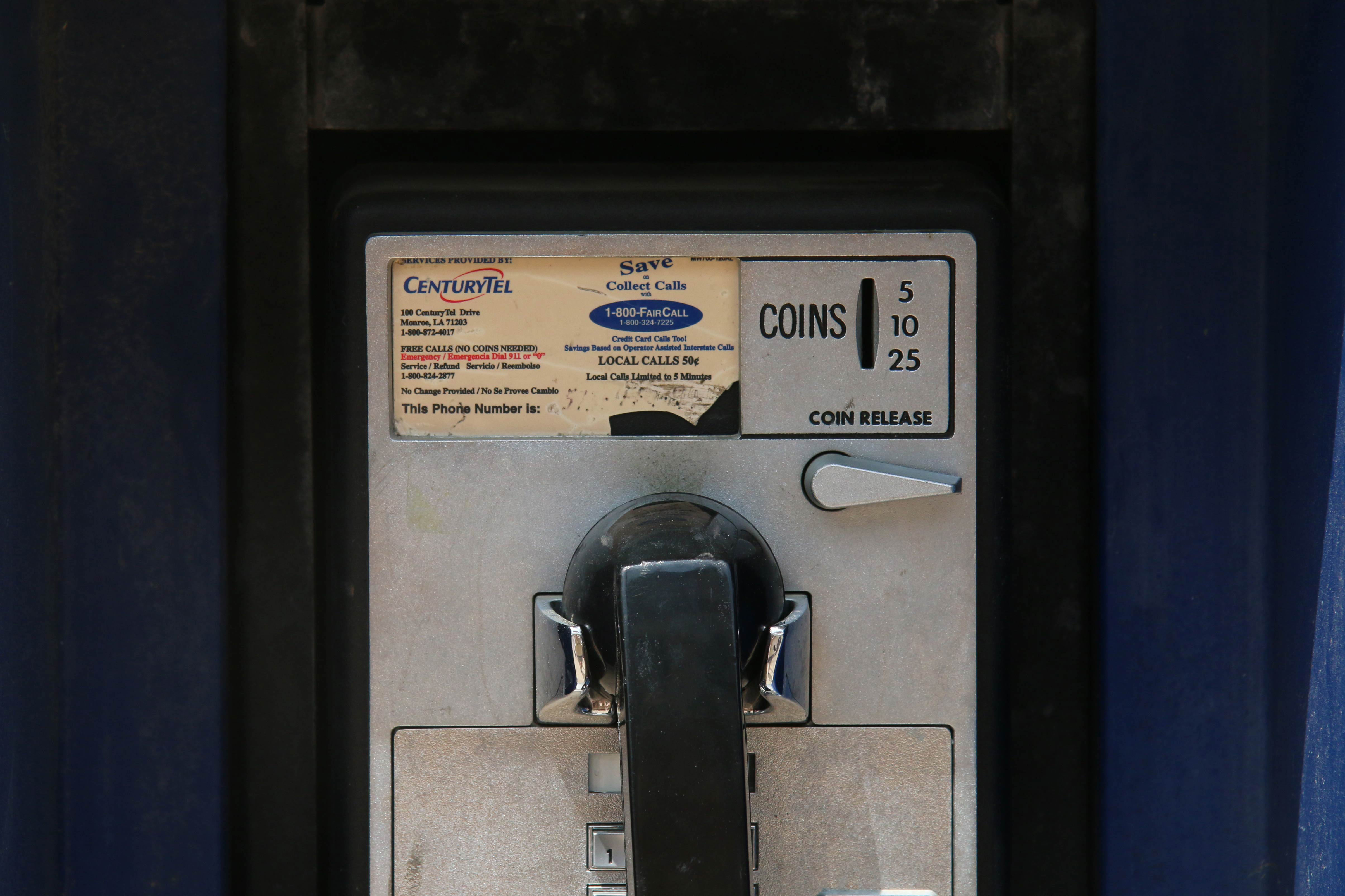 putting columbias payphone mystery to rest - Payphone Calling Cards