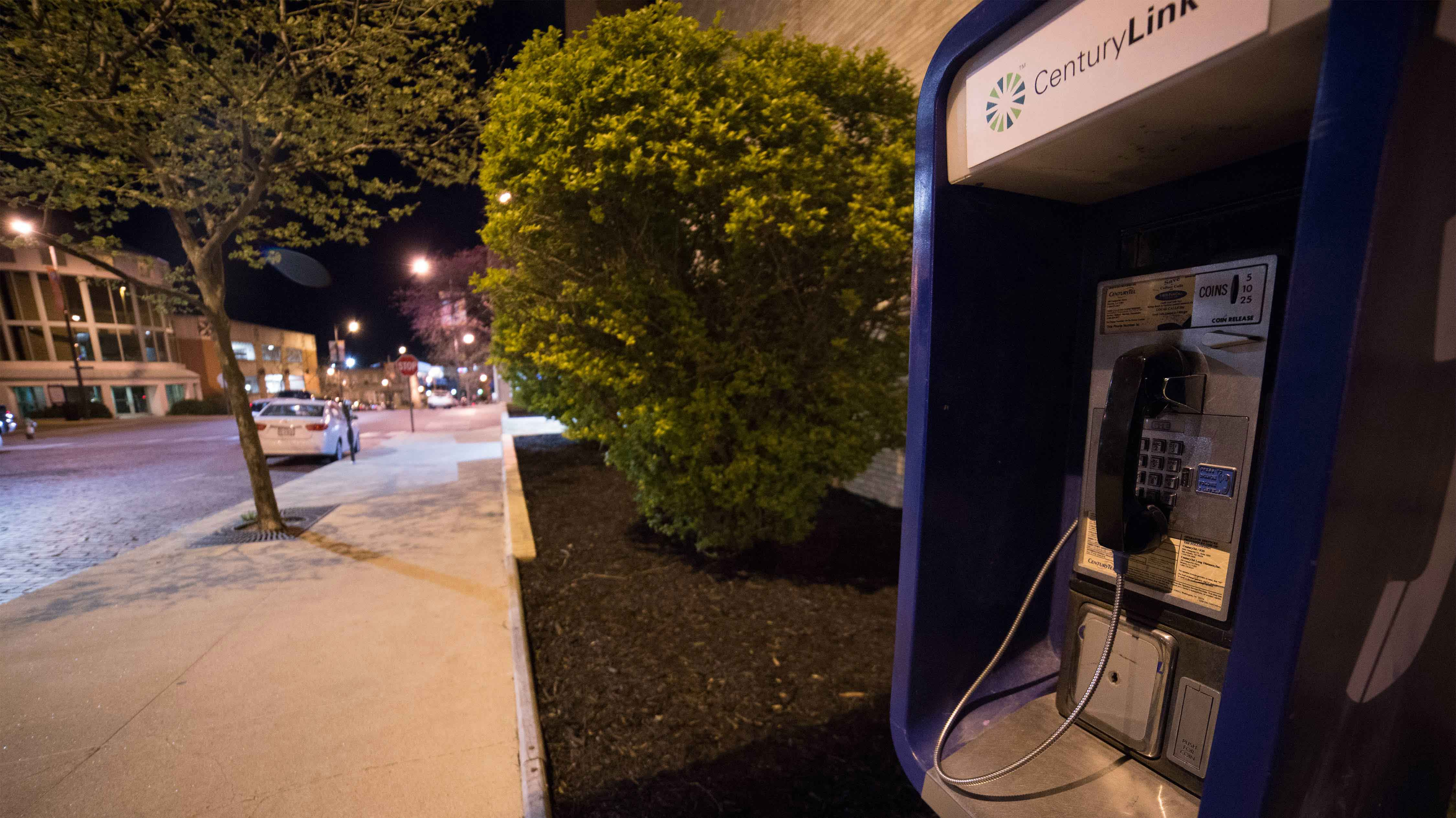 Putting Columbia's Payphone Mystery to Rest